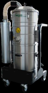 Compressed air Atex vacuum cleaner
