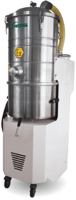 Food and pharmaceutical Atex vacuum cleaner