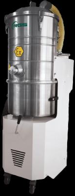 Food and pharmaceutical Atex vacuum cleaner